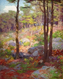 Edge of the wood-Edward Potthast - Univ Club of Cincy 1903