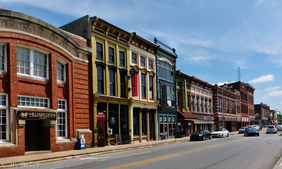 Downtown Franklin street